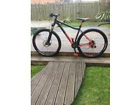 Voodoo Mountain bike (mint condition)