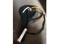 Head Andy Murray Tennis racket £5