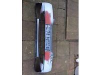 Honda Civic ep3/ep2 front bumper