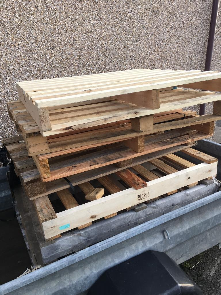 Wooden Pallets   in Ardrossan, North Ayrshire   Gumtree