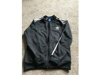 Kids Adidas zip up top/jacket