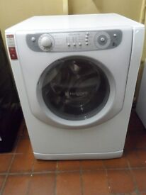 """""""Hotpoint""""Washing machine.. 8kg..Spin-1200...For sale..Can be delivered."""