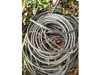 Armoured Heavy Duty Electric Cable 37 Metres (20mm diam)