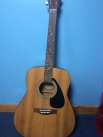 Yamaha F310 acoustic guitar- Never played!