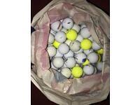 60 Golf Balls
