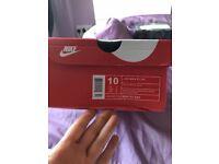 Nike air max plus size 10