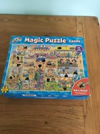 Galt Toys Magic Puzzle Castle