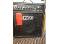 30W Fender Rumble Bass Amp