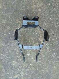 Honda TL125S Headlight Bracket