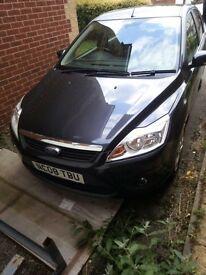 2008 Ford Focus Style 1.6 Manual air con