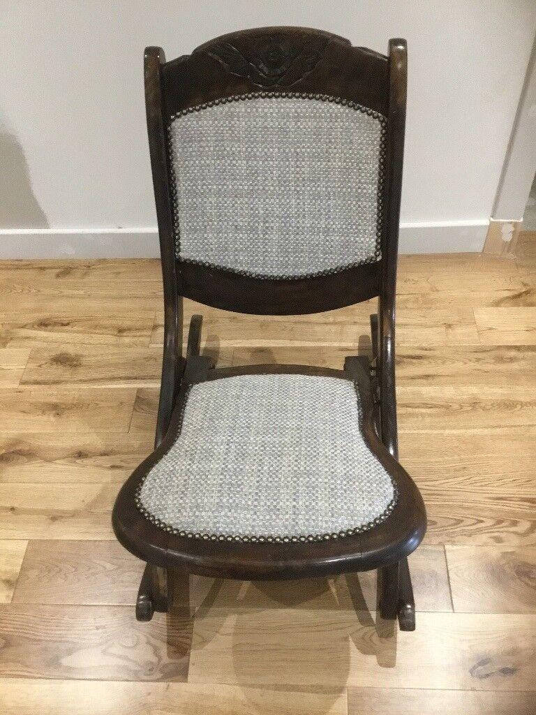 Miraculous Victorian Antique Childs Rocking Chair In Hillington Glasgow Gumtree Beatyapartments Chair Design Images Beatyapartmentscom