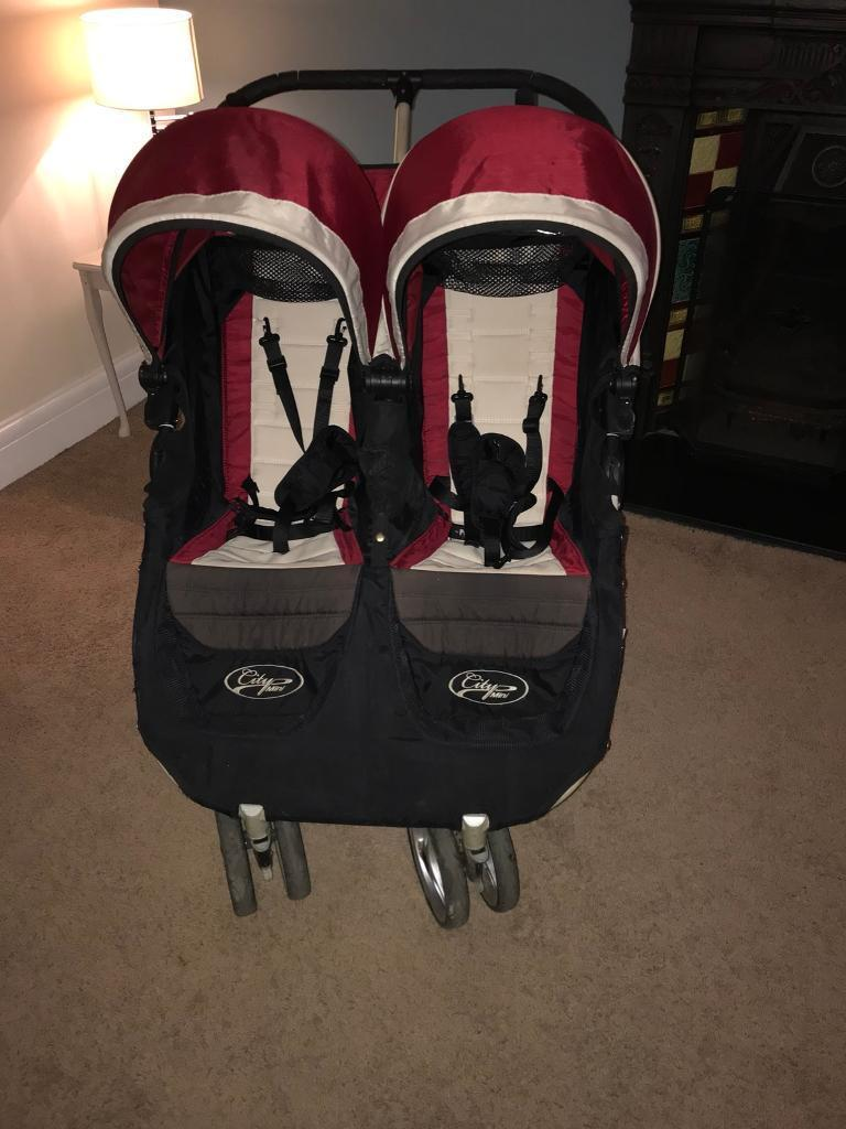 Babyjogger City Mini Double Pushchair