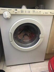 Philips Whirlpool dryer