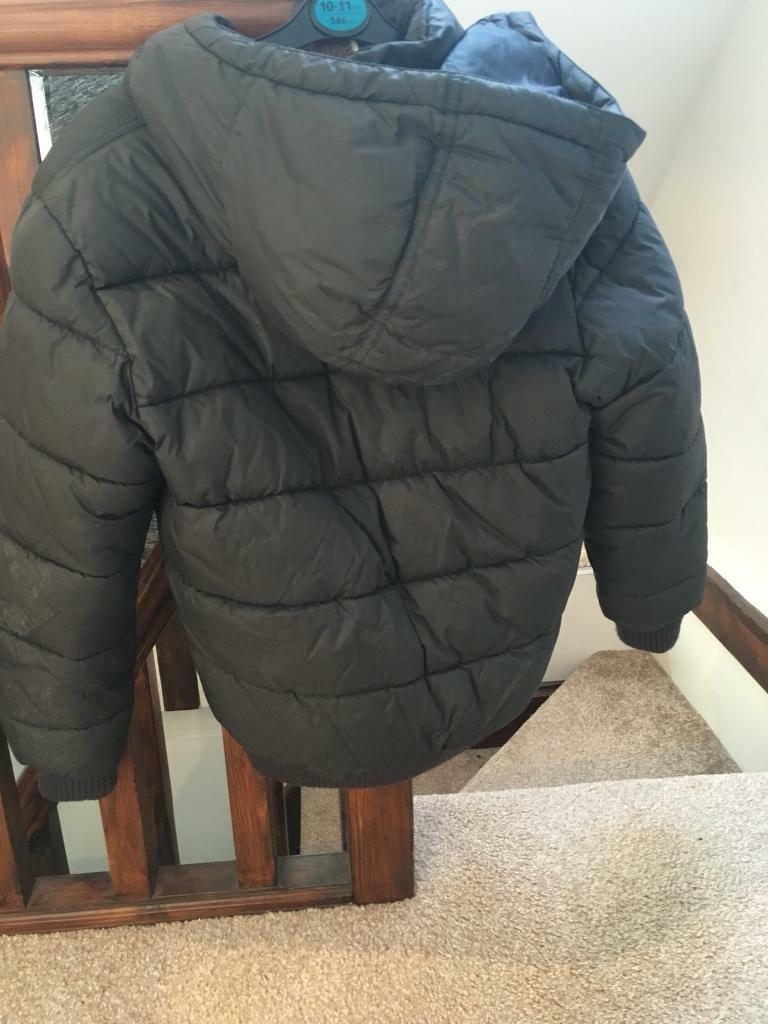 Boys puff heavy winter coat from H&M age 11-12 years