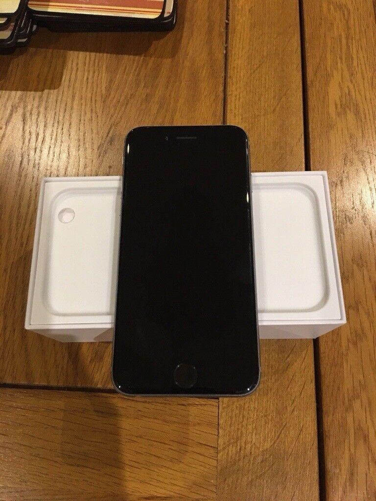 Apple iPhone 6 128GB Space Grey (Unlocked) Smartphone