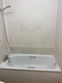 Massive one bed ground flat with garden