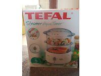 Tefal Aqua timer steamer