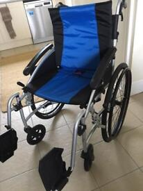 Nearly new - wheelchair