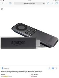 Amazon fire with edited software