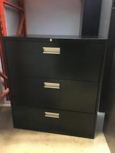 Pro-Source 3 Drawer Lateral Filing Cabinets - $250