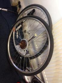 Bike wheel for sale