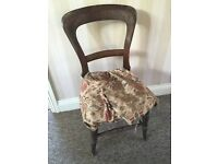 Shabby Chic Furniture Chairs Tables Lloyd Loom Hall Stand School Desk Vintage
