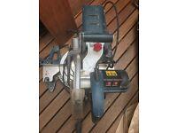 Bosch sliding mitre saw