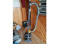 Perfect working order Dyson DC19 Cylinder Hoover Vacuum Cleaner bagless tools