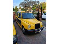 2003 - London International Taxi (LTI) - TX2 Bronze - Manual - 2.7 Nissan Conversion
