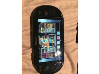 Psvita 8GB with 3 Games