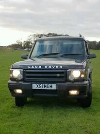 Landrover discovery series 2 4.0 lpg 4x4