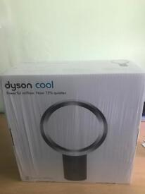 Dyson Adjustable Airflow Fan AM06, 12inch, Black Nickel, Brand New Boxed