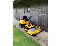 Stiga Park Comfort Sit-on Lawn Mower and Trailer