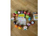 Moshi monster collectable figures