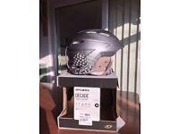 Women's grey GIRO Ski Helmet - Medium