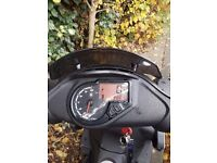 Gilera runner 125 st 2014 £800 no offers !LOW MILEAGE