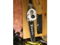 Multi tool chainsaw