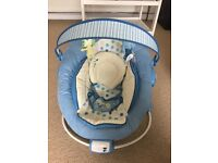 Baby bouncer boys brand new with no box