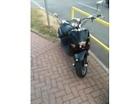 Aprilia moped in mint condition