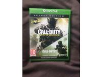 Call of duty infinite warfare legacy edition has mw remastered aswell