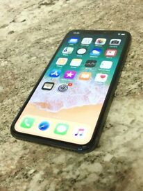 Apple iPhone X 256gb Space Grey Unlocked