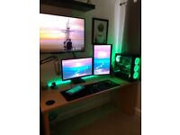 Gaming Desktop PC swap for MacBook or £900
