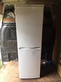 Hotpoint rfa52 fridge freezer