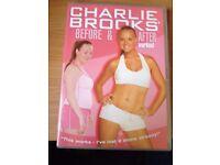 FITNESS DVD - CHARLIE BROOKS