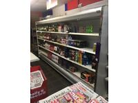 Various Shop Fridges For Sale (All in Working Order) & Shelving