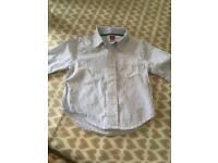 Boys toddler stripe shirt