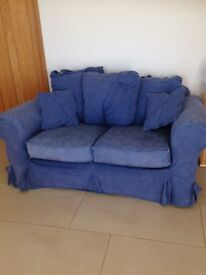 Comfortable sofa in very good condition, 2 seat