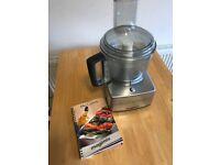 Magimix Compact 3200 food processor silver