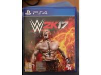 WWE 2k17 Ps4 £6