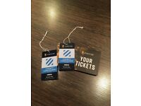 2 chester races tickets 26th May